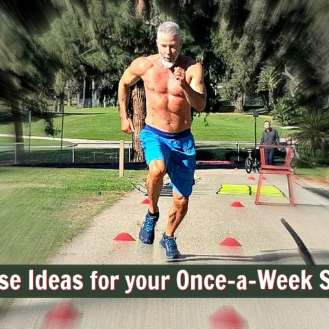 anaerobic exercise ideas sprints