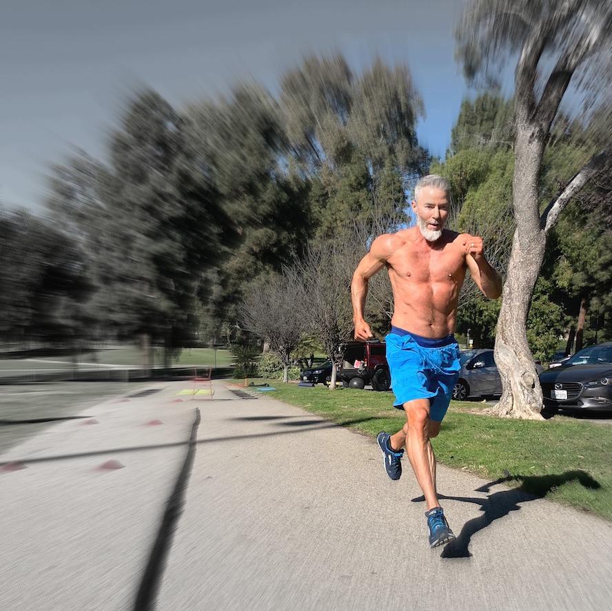 outdoor sprints anaerobic