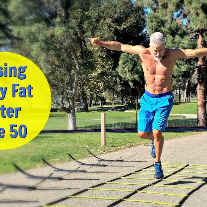 losing belly fat after 50