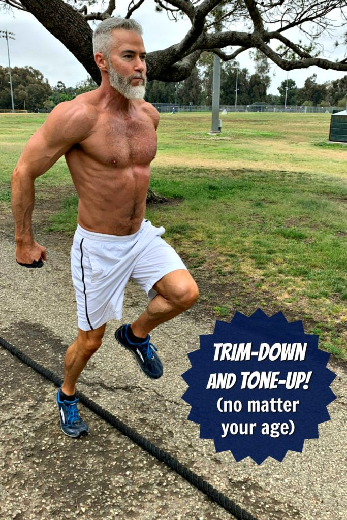 Mature coach helps other older athletes detox and achieve new levels of fitness