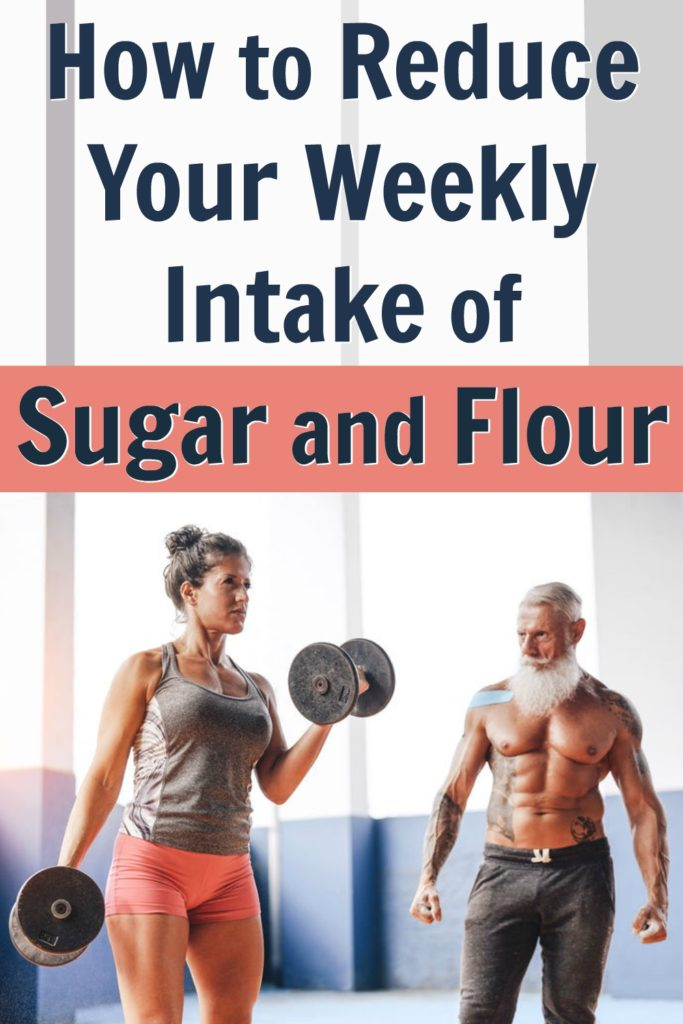 Mature, fit couple exercising. Their physiques reveal a nutritious diet low in sugar and flour.