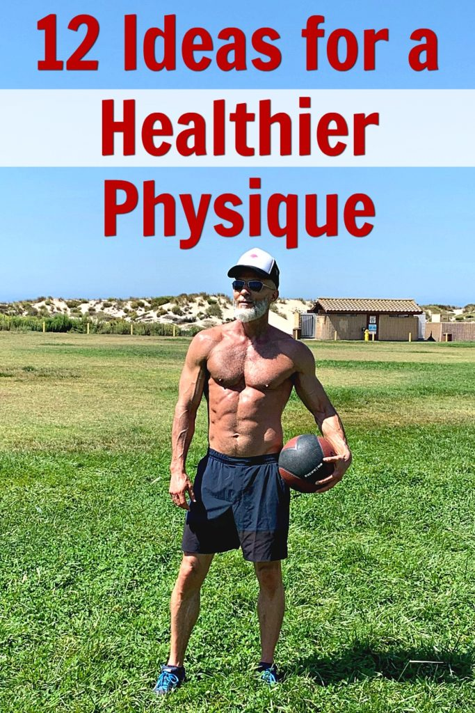 54 year-old athlete achieving his healthiest body.