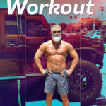 Dane Findley shows the Driveway Training fitness workout.