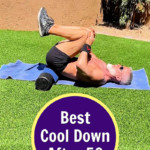 cool down foam roller after 50